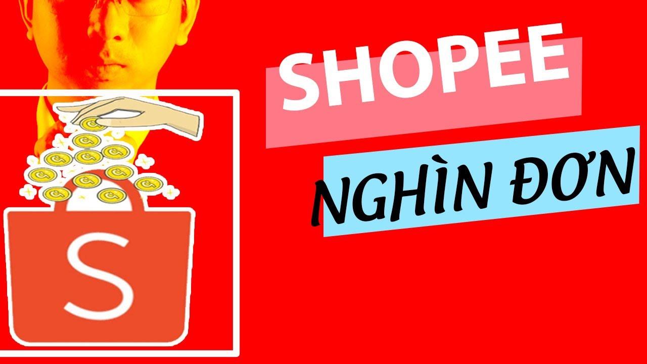 Thủ thuật bán hàng trên Shopee