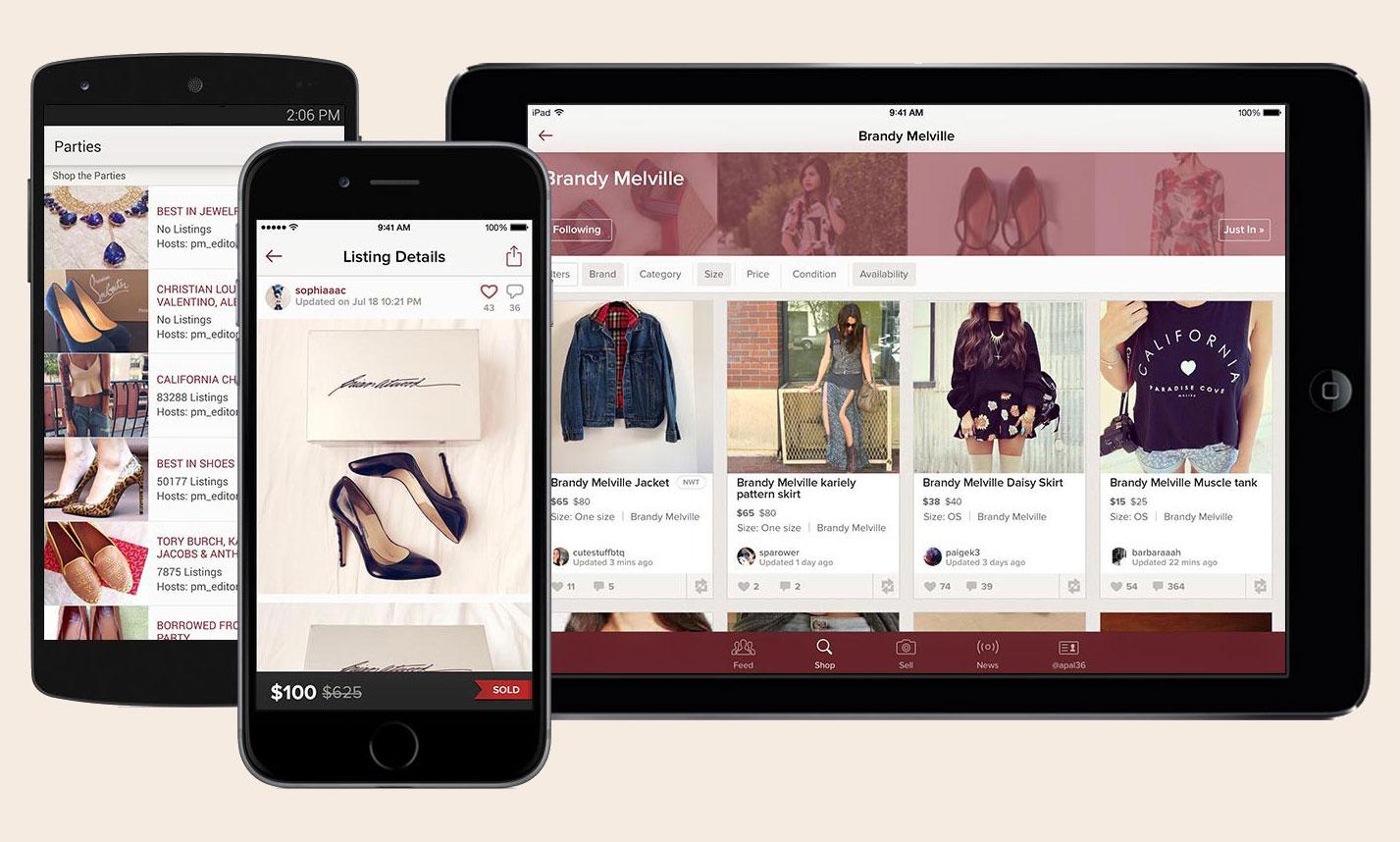Nền tảng drop shipping thời trang