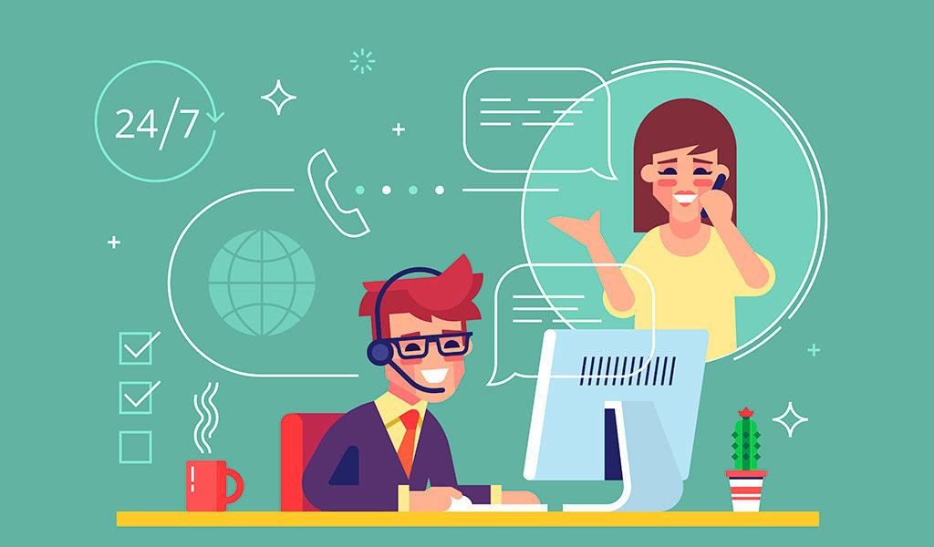 Nguyên tắc giao tiếp với khách hàng