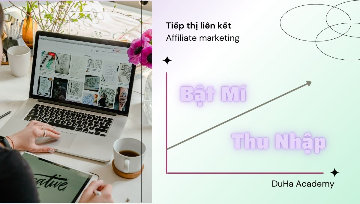 Bật mí thu nhập từ tiếp thị liên kết